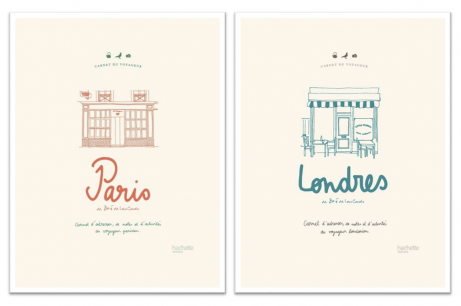 zoé de las cases: london and paris travel guides | simple pretty